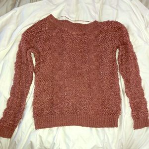 Pins and Needles Pullover Sweater